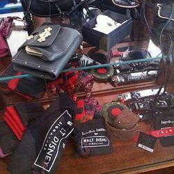 Walt Disney x HH wallets and pouches