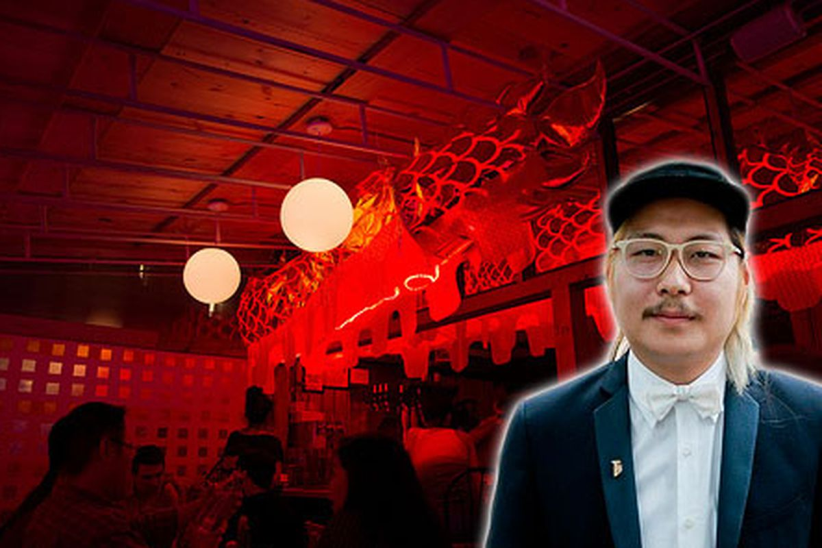Mission Chinese New York and Danny Bowien.