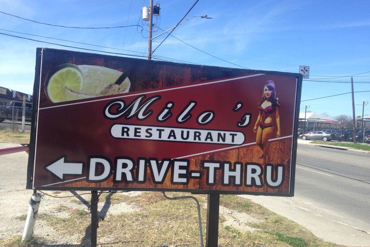 2dc680161d289 Milo s Restaurant Facebook. Waitresses at a new restaurant in San Antonio  ...
