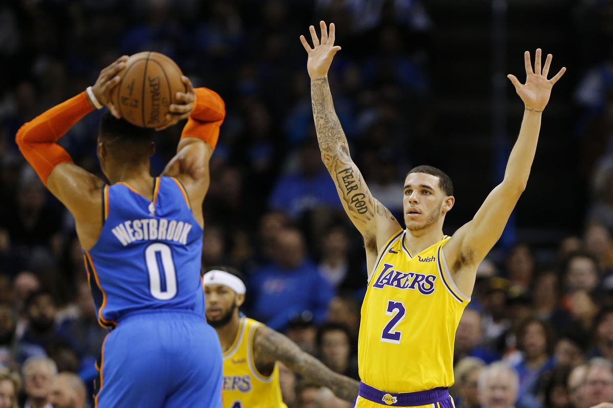 ac674859254 Alonzo Adams-USA TODAY Sports. Just as everyone expected, the same Los  Angeles Lakers ...