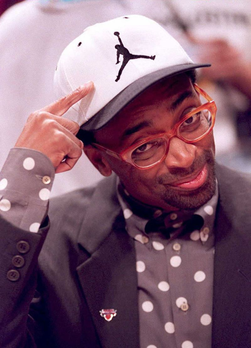 Spike Lee appeared in commercials as a pitchman for Air Jordan.