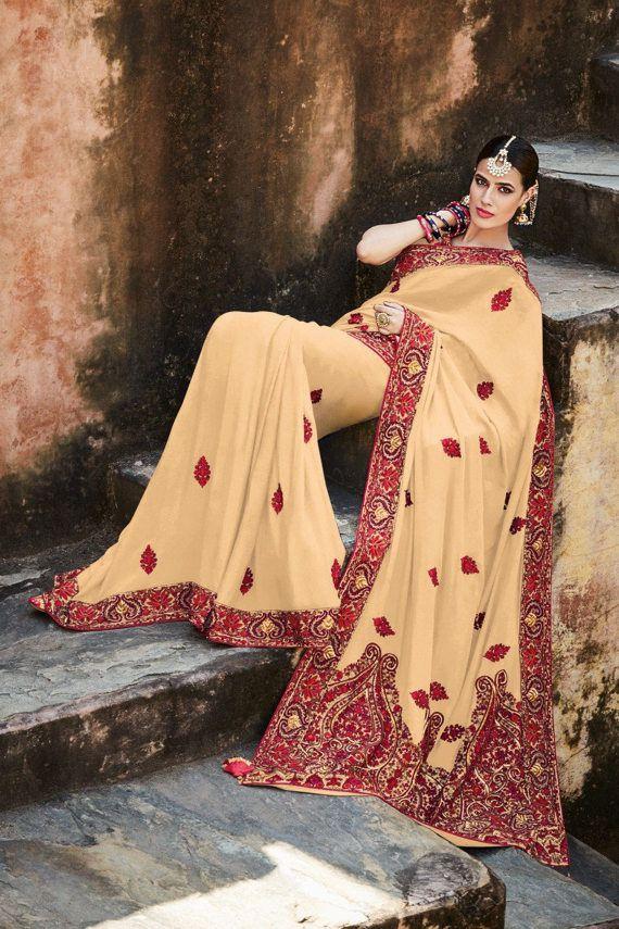 bc4f3920716 A sari currently available on Asha Market s Etsy store. Photo  Asha Market
