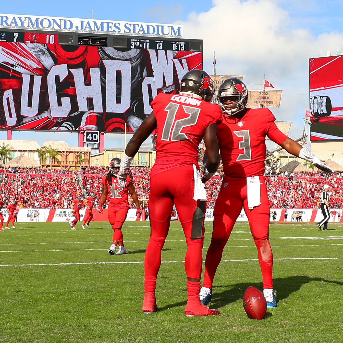 Bucs Have Nfl S Top Trio In Jameis Winston Mike Evans And Chris Godwin Bucs Nation
