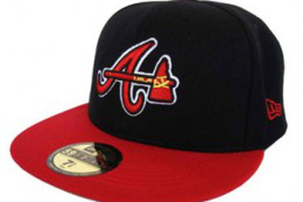 Braves Cap Is The Second-Best Seller - Talking Chop fb1a91a7c31