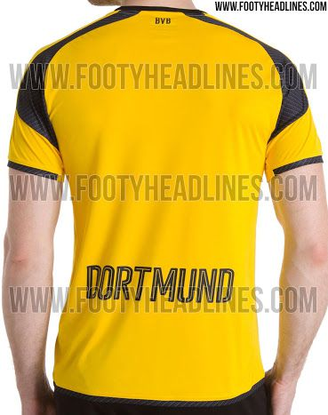 bd49572f6af The new Puma kits will be used exclusively for the Champions League in 2016/  17 and are (obviously) black and yellow.