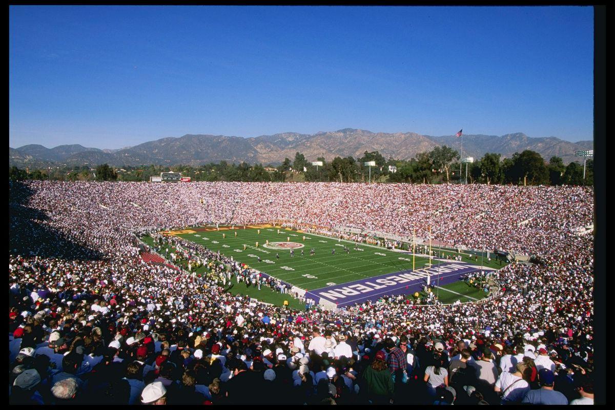 Northwestern V Southern California