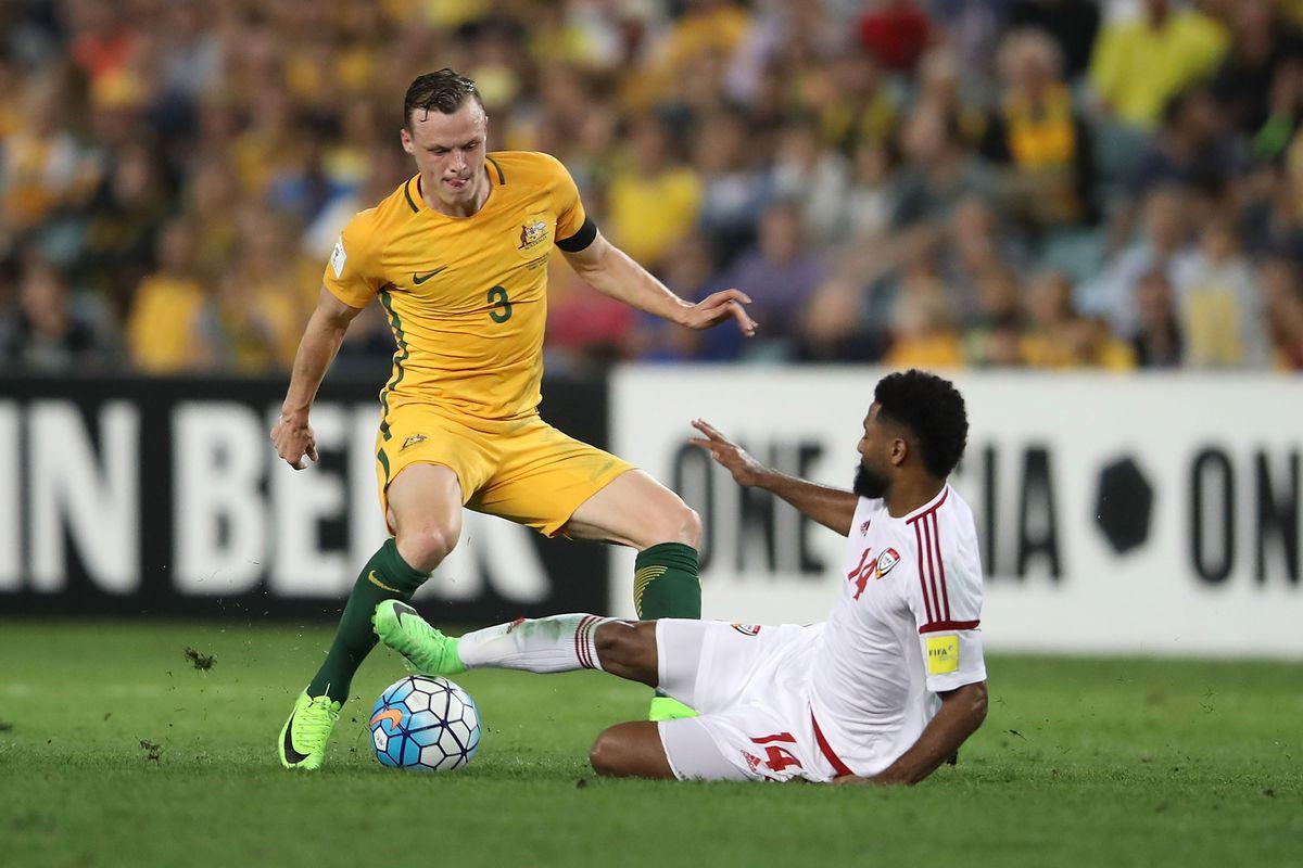 Australia v UAE - 2018 FIFA World Cup Qualifier
