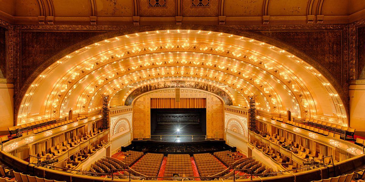 Auditorium Theatre wins award for extensive, decades-long historic preservation effort