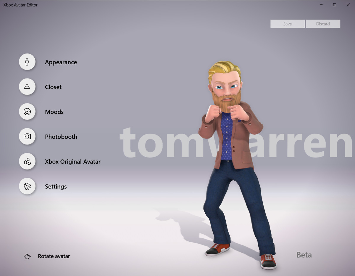Microsoft's new Xbox avatars now available for Windows 10