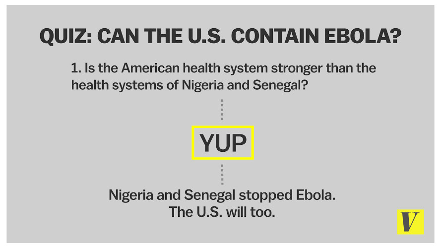 second ebola quiz