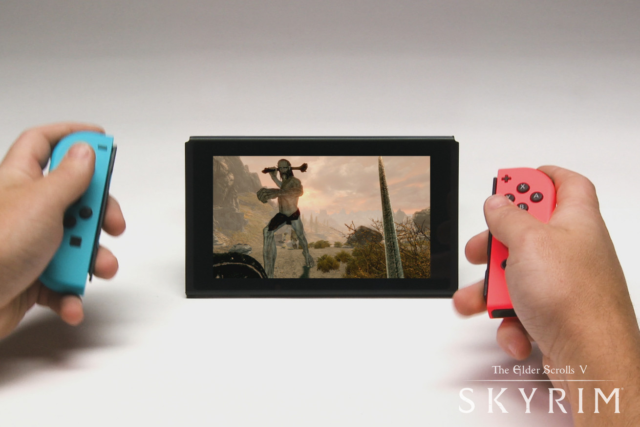 skyrim and la noire get a new life on the nintendo switch