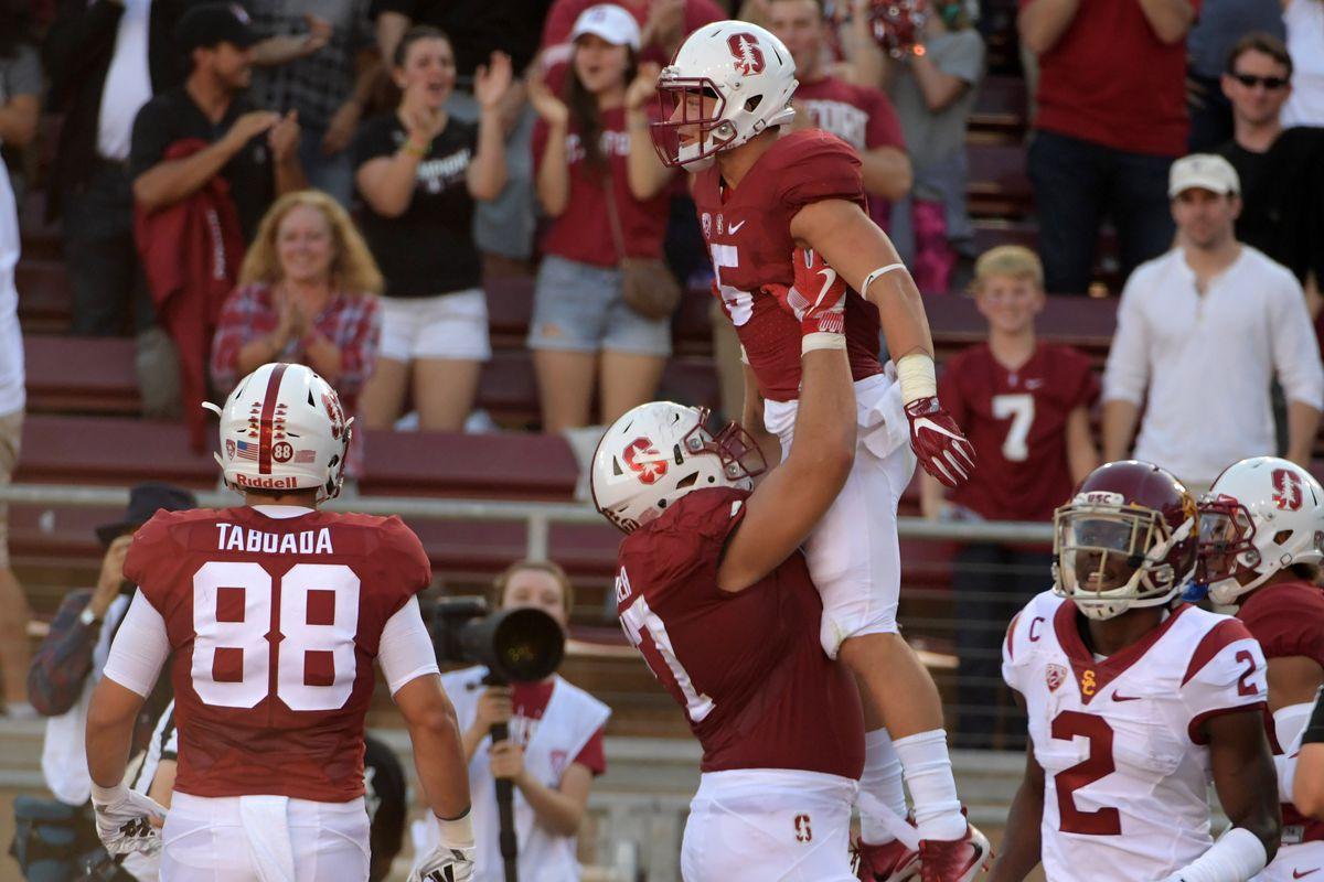 NCAA Football: Southern California at Stanford