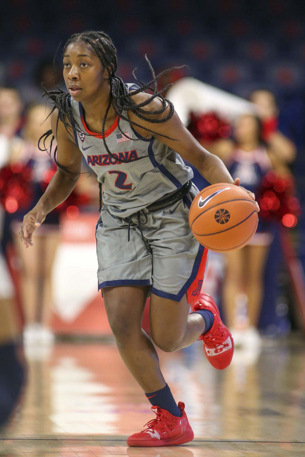 COLLEGE BASKETBALL: NOV 13 Women's - Loyola Marymount at Arizona