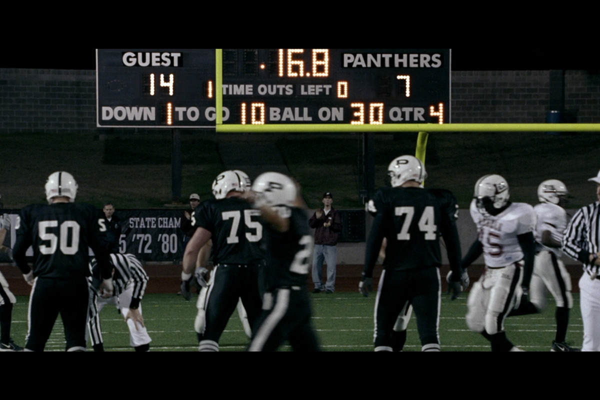 Greatest Football Movie Of All Time Tourney Round 1 Friday Night