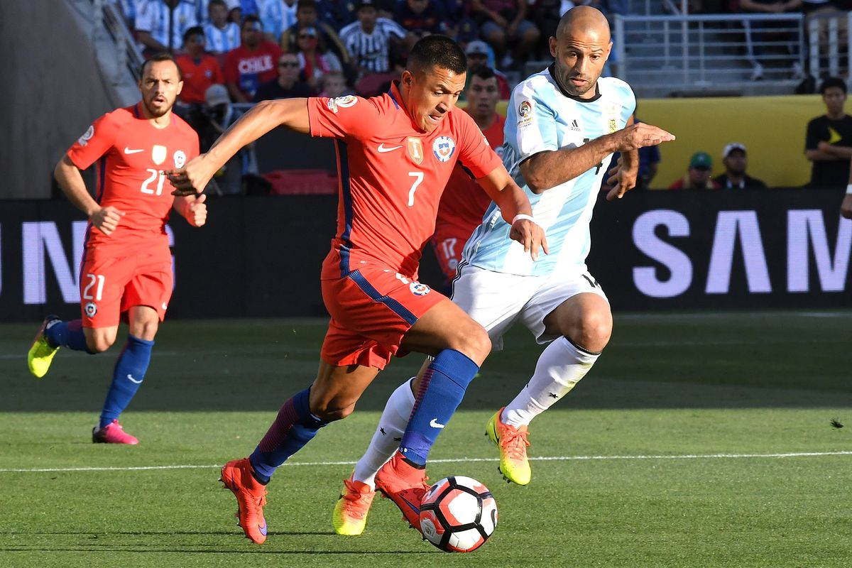 Argentina Vs Chile Live Stream Time Tv Schedule And How To Watch Copa America 2016 Online