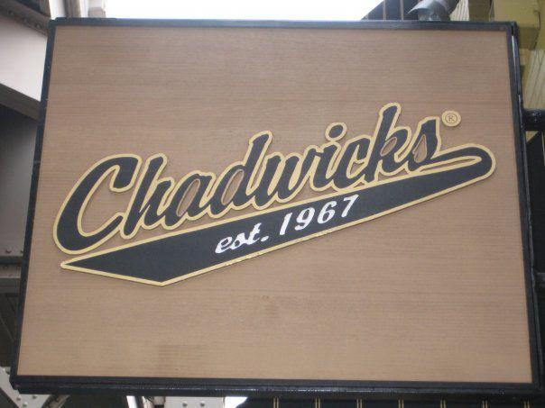Chadwick's sign