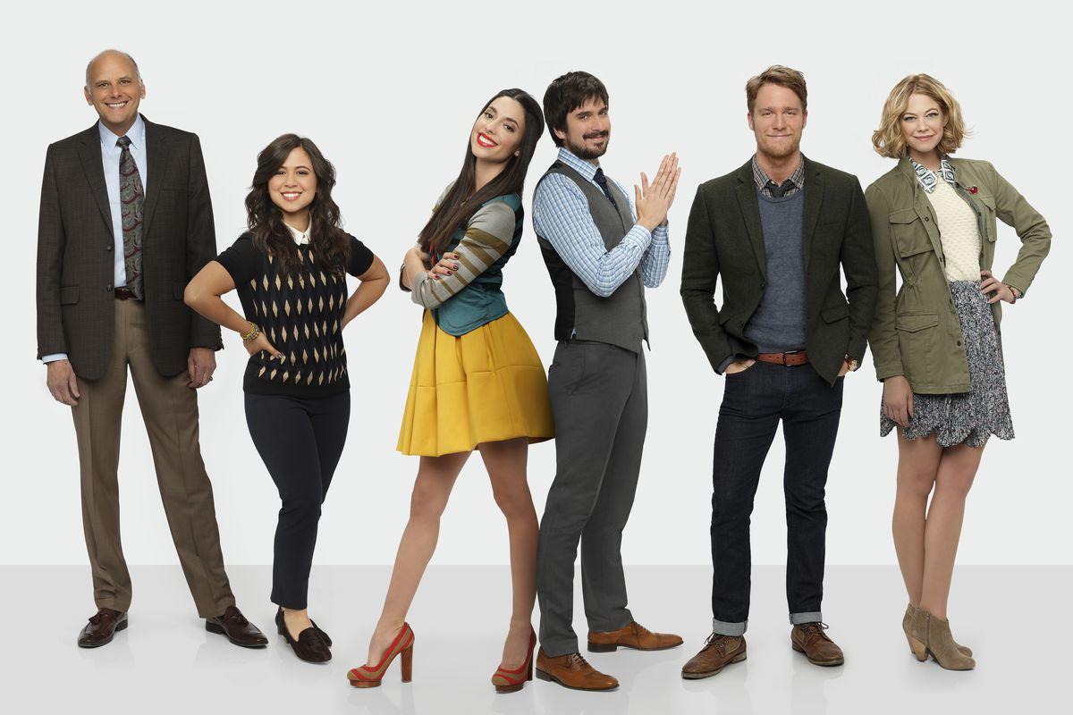 The cast of Manhattan Love Story