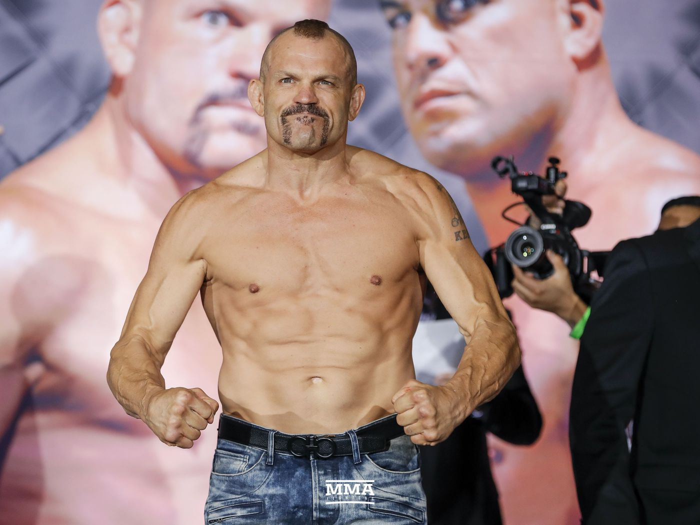 Morning Report: Chuck Liddell says he's 'officially retired' from MMA,  interested in possible WWE match - MMA Fighting