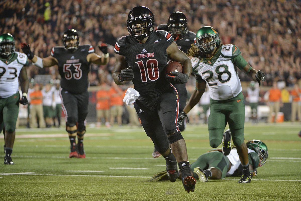 More games against Miami and other current Coastal teams could conceivably be on the horizon