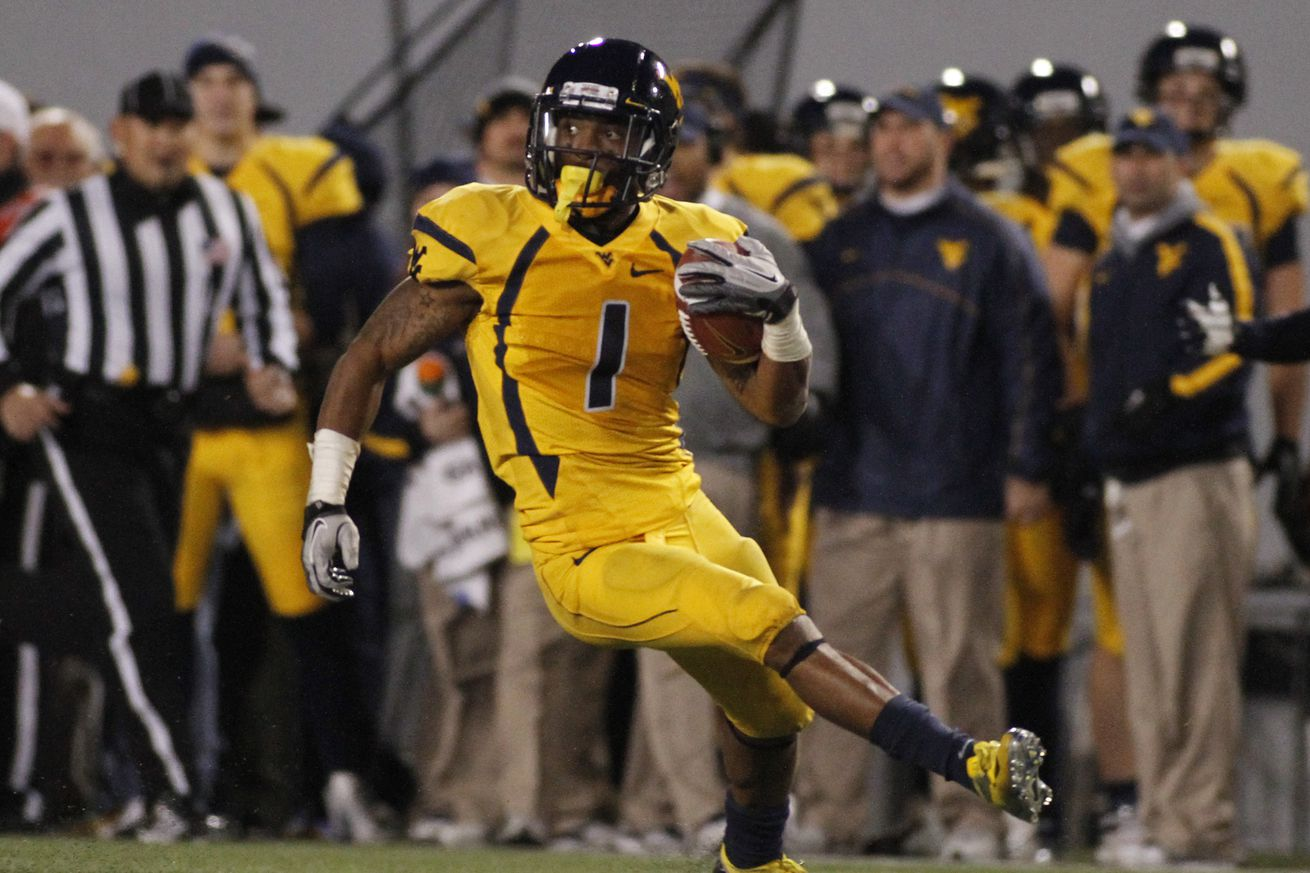 Tavon Austin named one of the top 50 college football receivers in the past 50 years