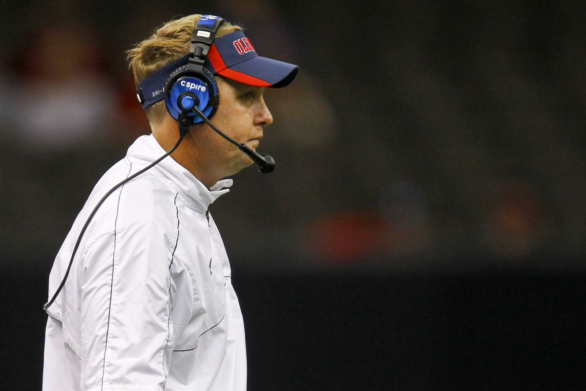 Hugh Freeze's reaction to the 2013 schedule.