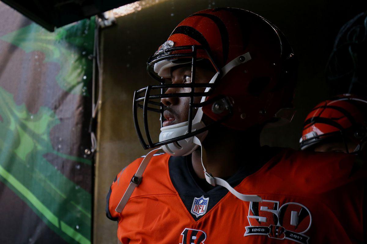 NFL: Buffalo Bills at Cincinnati Bengals