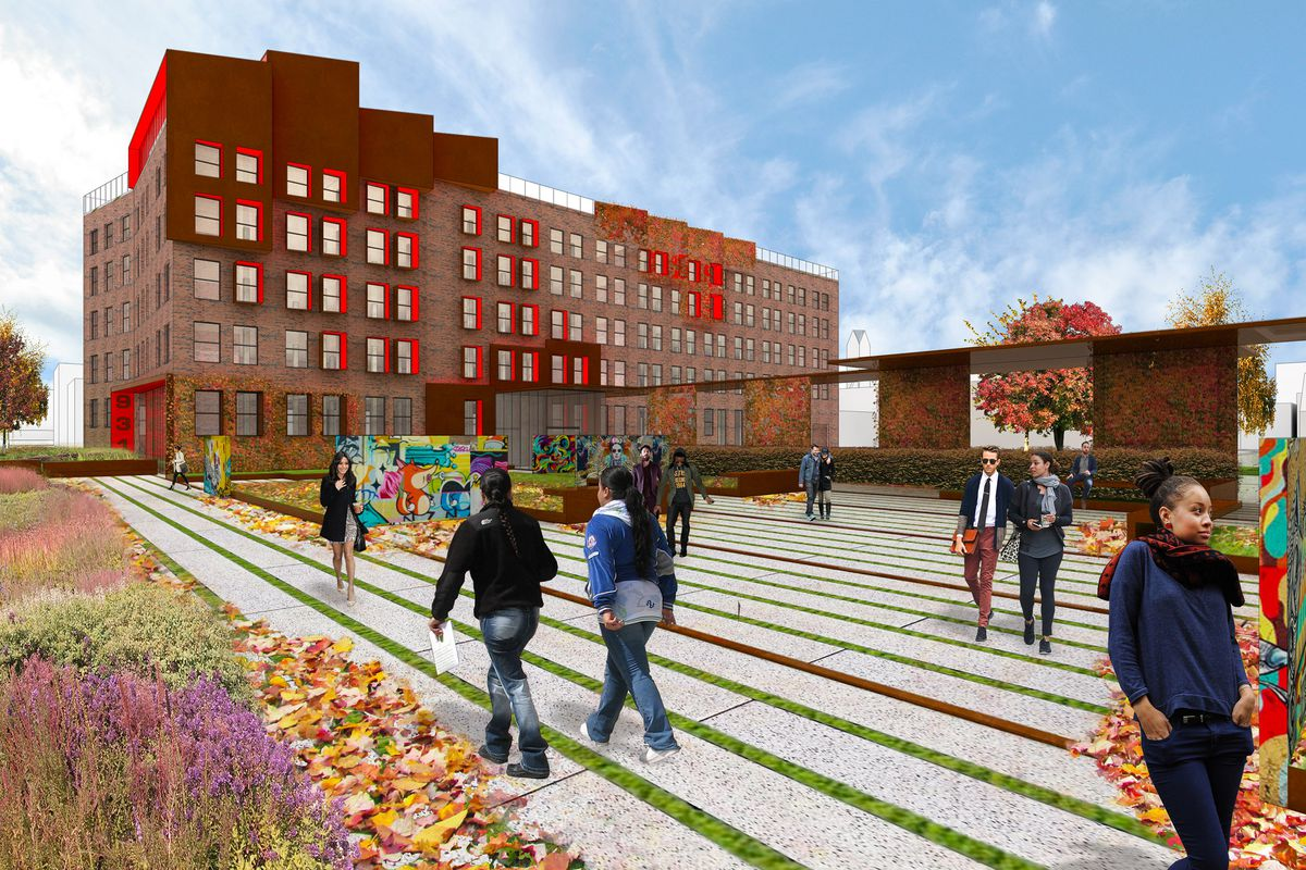 Adaptive reuse plan announced for two old warehouses in Chicago\'s ...
