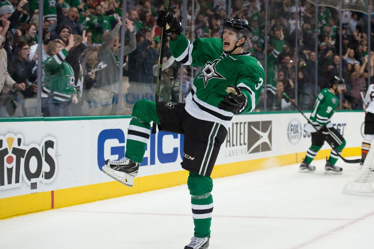 acde270ff43 Dallas Stars Daily Links: It's Only Getting Better for John Klingberg