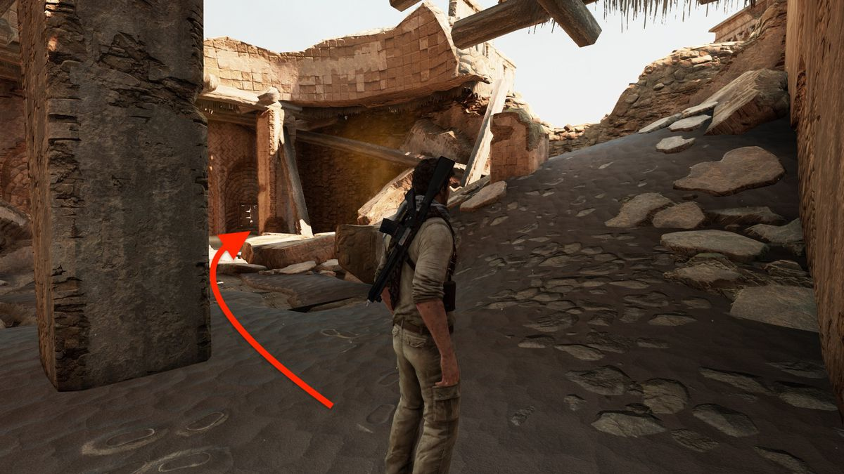 Uncharted 3: Drake's Deception 'The Settlement' treasure locations guide