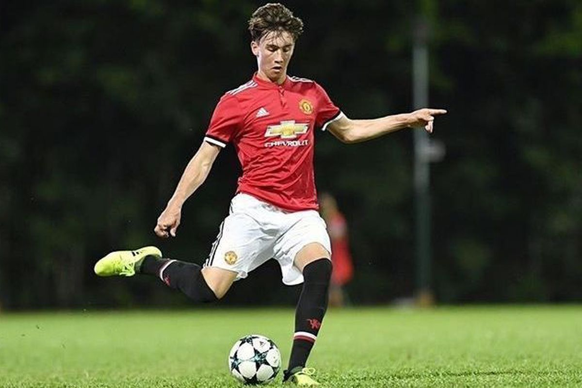 Will Vint Joins Atlanta United Academy After Blocked Manchester United Move Dirty South Soccer