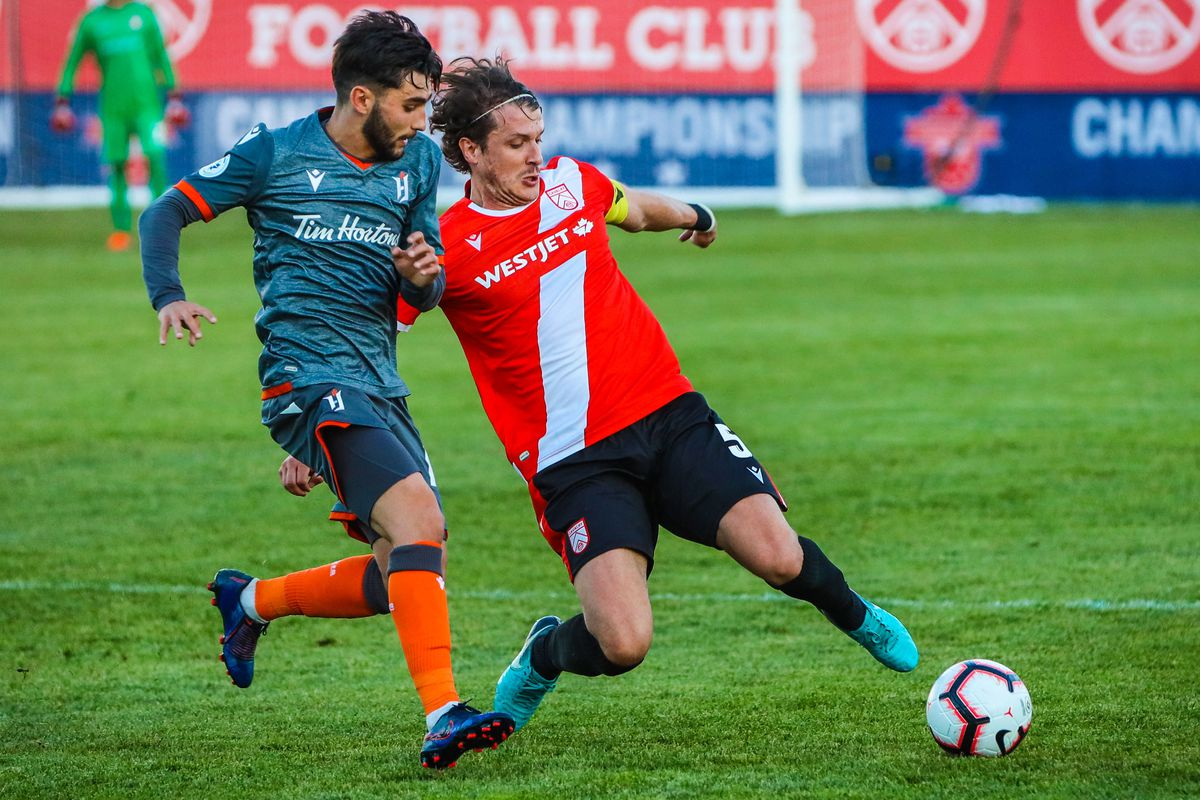 CPL: Canadian Championship-Forge FC at Cavalry FC