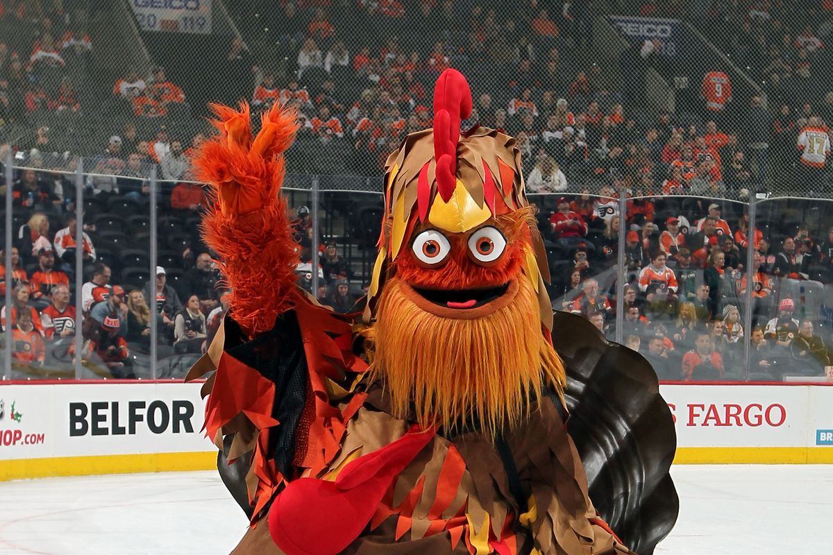 Detroit Red Wings v Philadelphia Flyers