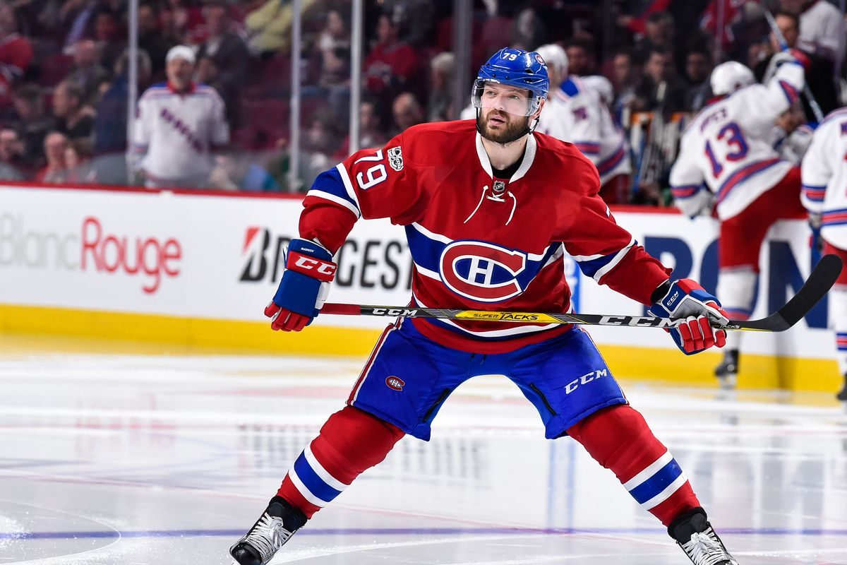 Habs will not re-sign D Markov