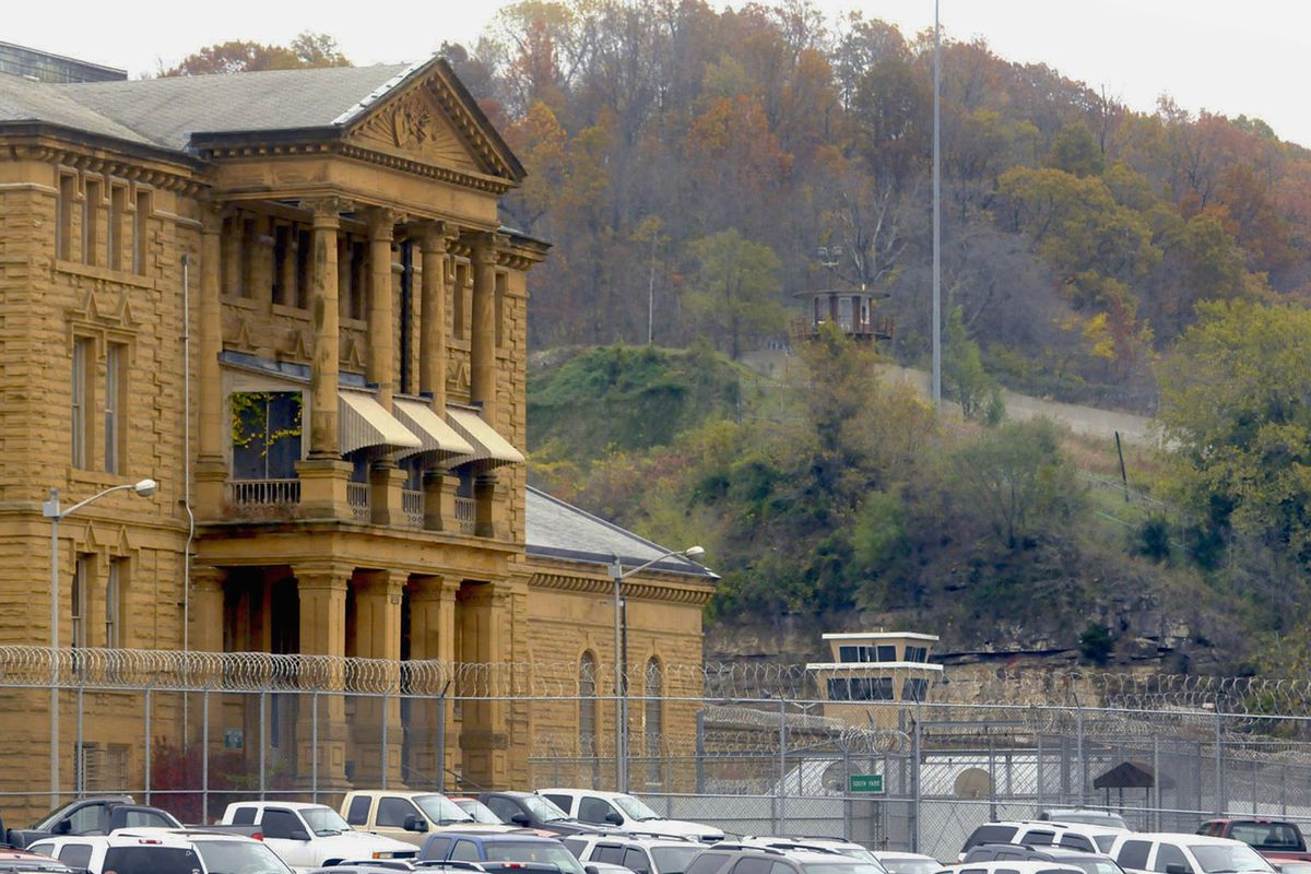 The Menard Correctional Center in Downstate Chester in 2011.