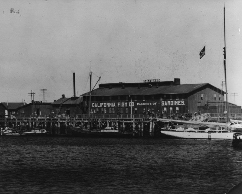 Fish Harbor: The Forgotten Japanese village of Terminal Island
