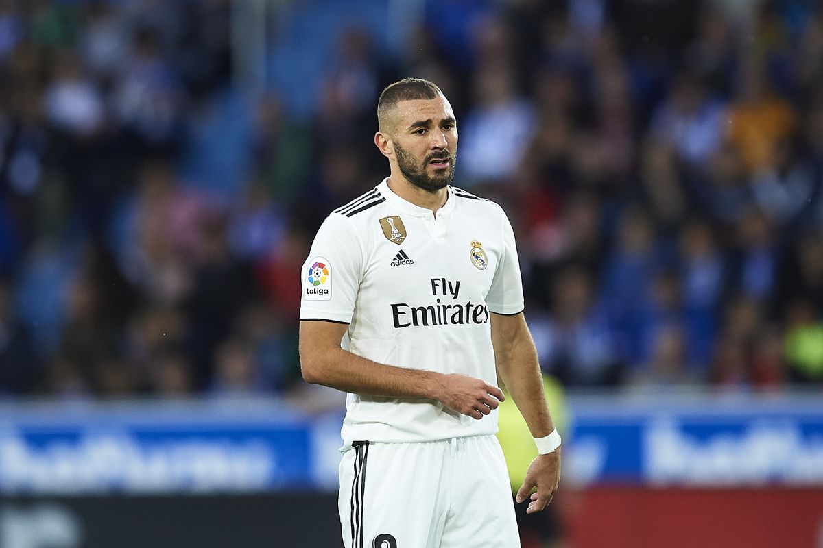 Benzema rejoins the squad three days ahead of match against