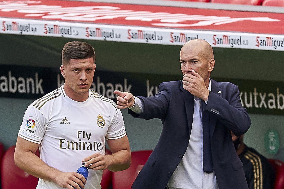 Athletic Club v Real Madrid CF - La Liga