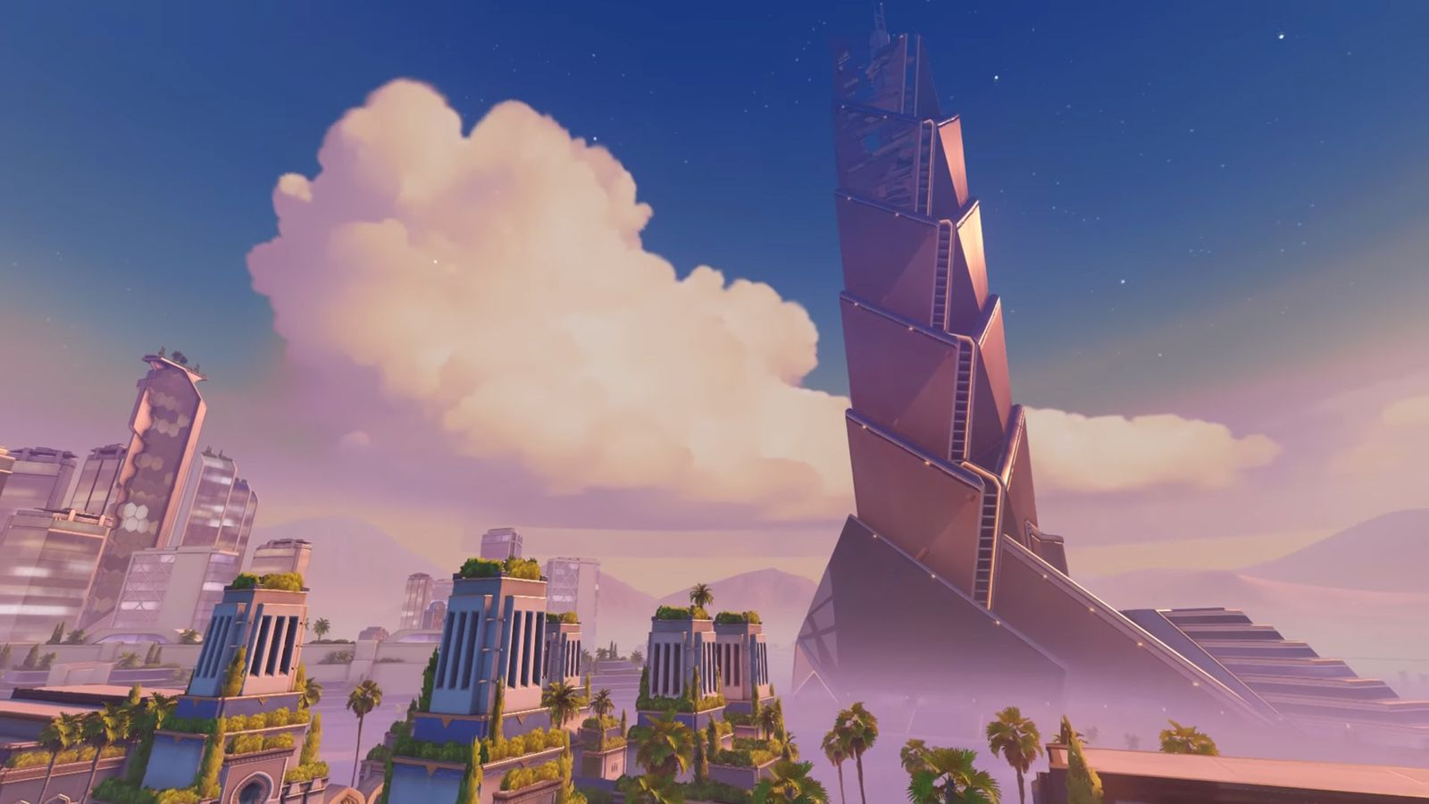 Overwatch S New Map Oasis Available Now Polygon