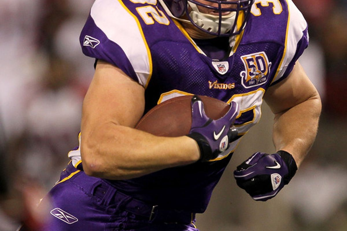 Toby Gerhart rumbled his way to 28 touchdowns in 2009 and the best senior season put together by a Pac-12 running back during the last decade.