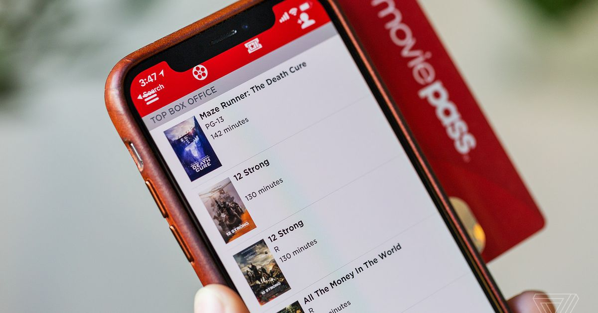 MoviePass will start to surge prices for popular movies in July