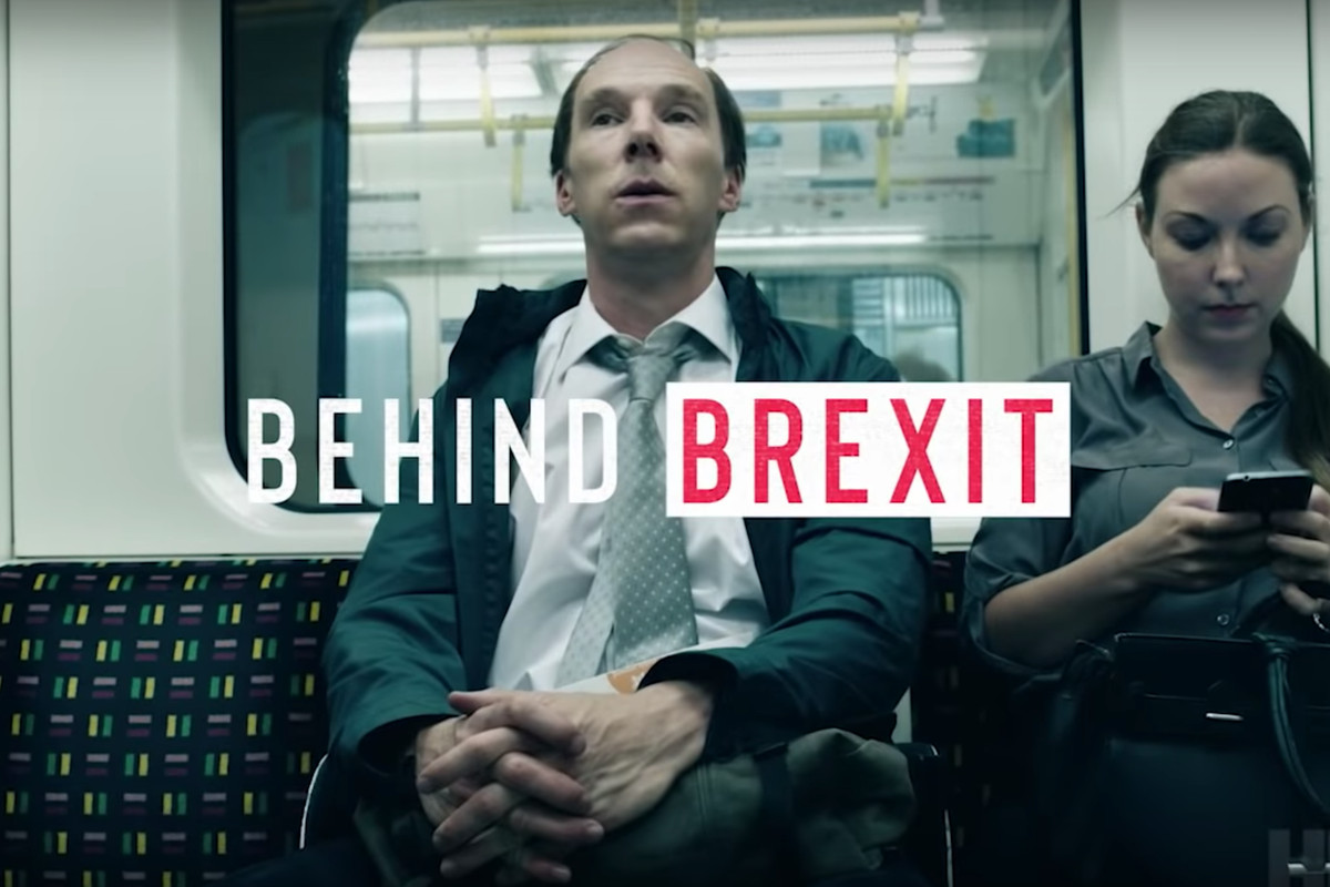 HBO's Brexit trailer: why the Benedict Cumberbatch movie is
