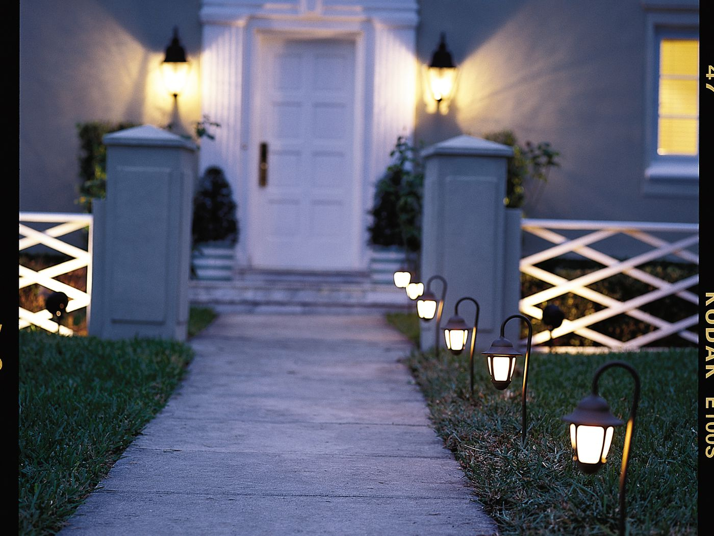How to Put in Landscape Lighting - This Old House  This Old House