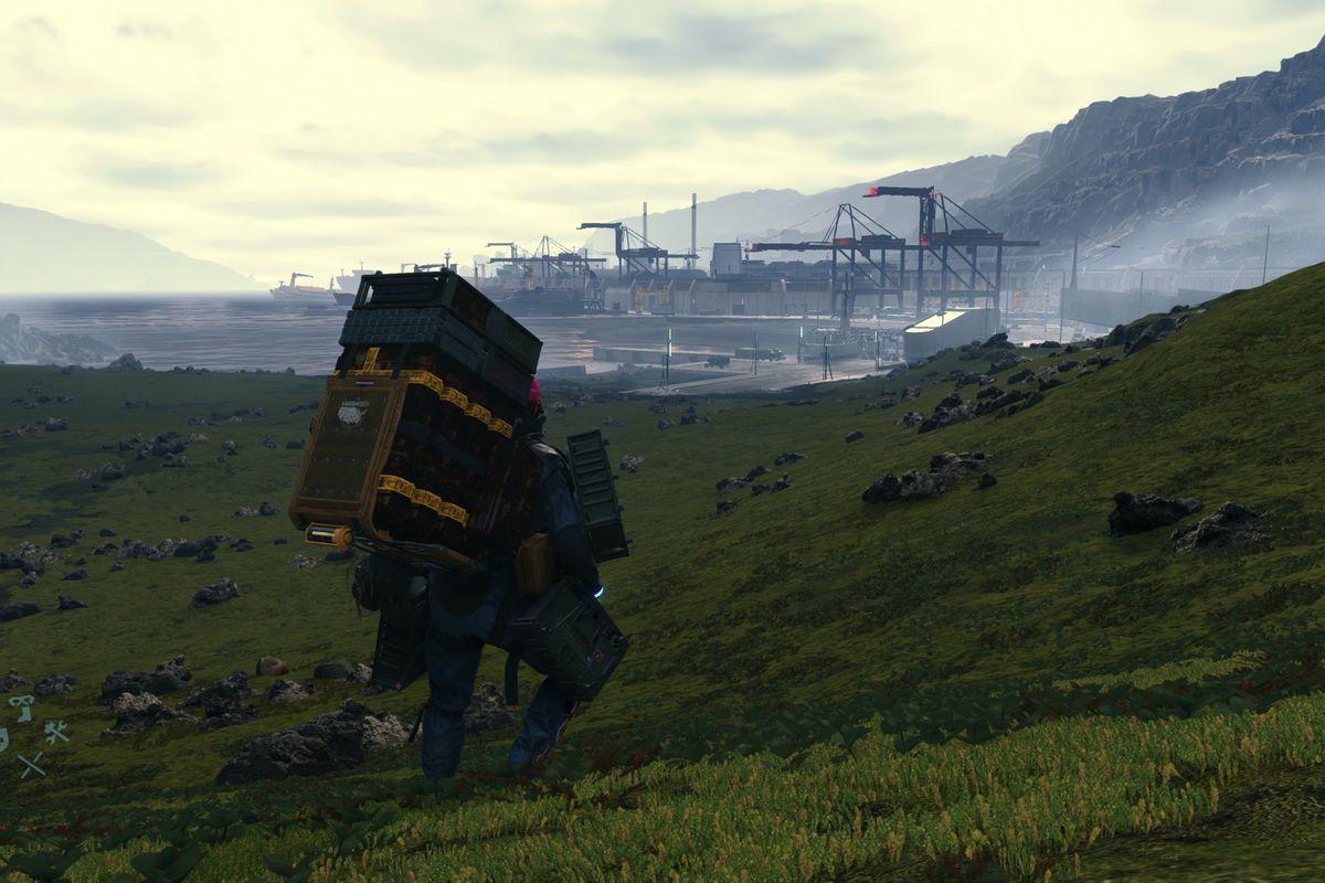 Resultado de imagen de death stranding field