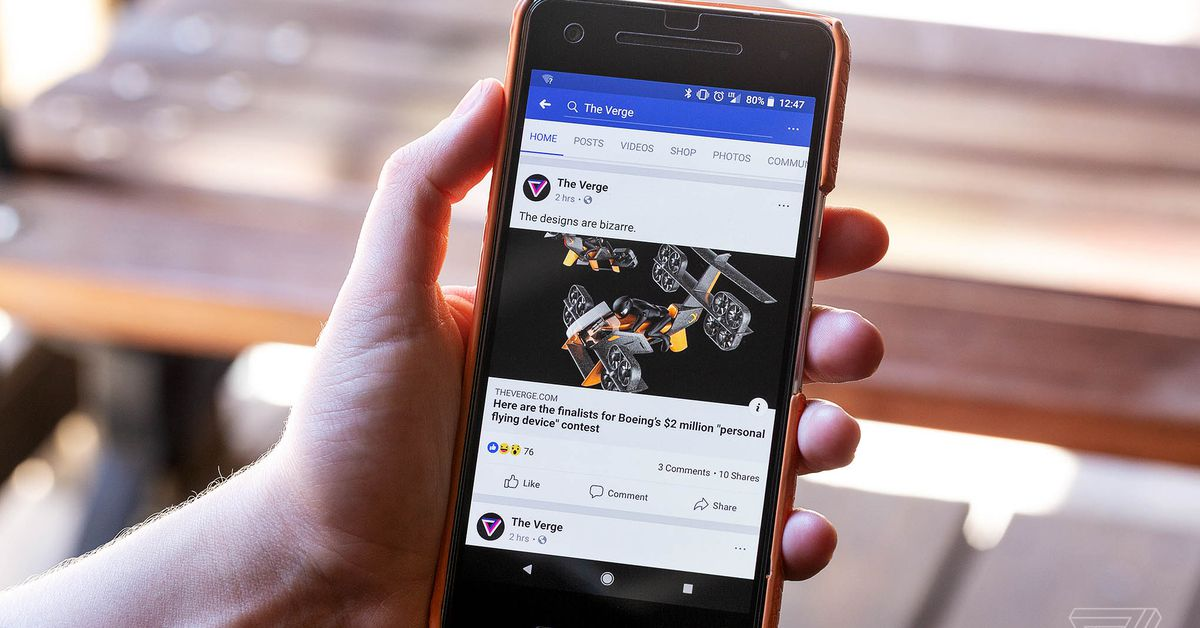 A Facebook patent would use your family photos to target ads