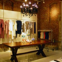 Cosabella produces a huge variety of merchandise, so the Soho opening means it's suddenly much easier to get hard-to-find items.