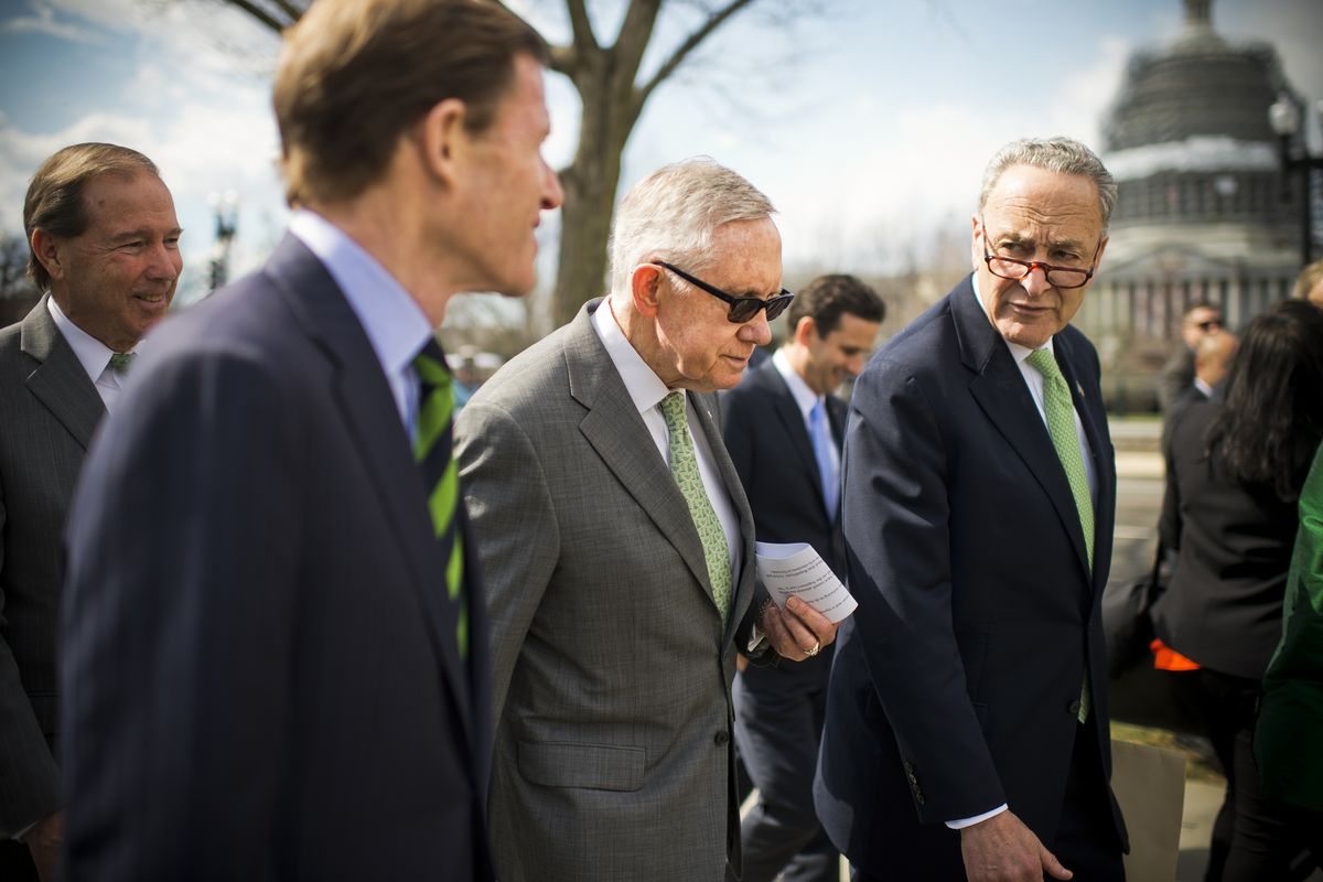 Chuck Schumer and Nancy Pelosi: leadership and 2020