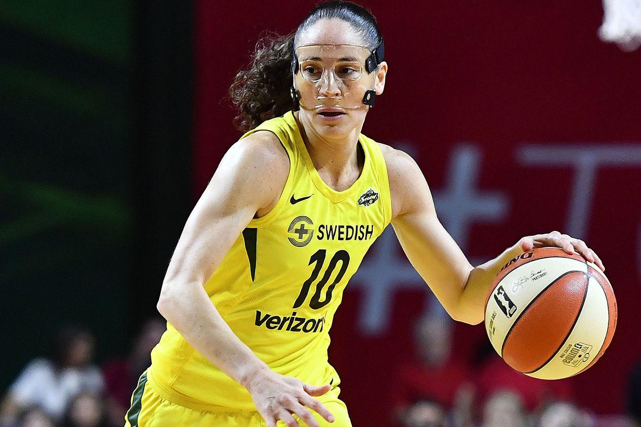 10 Best WNBA Players of the 2010s: Sue Bird (No. 10) won her third title in 2018