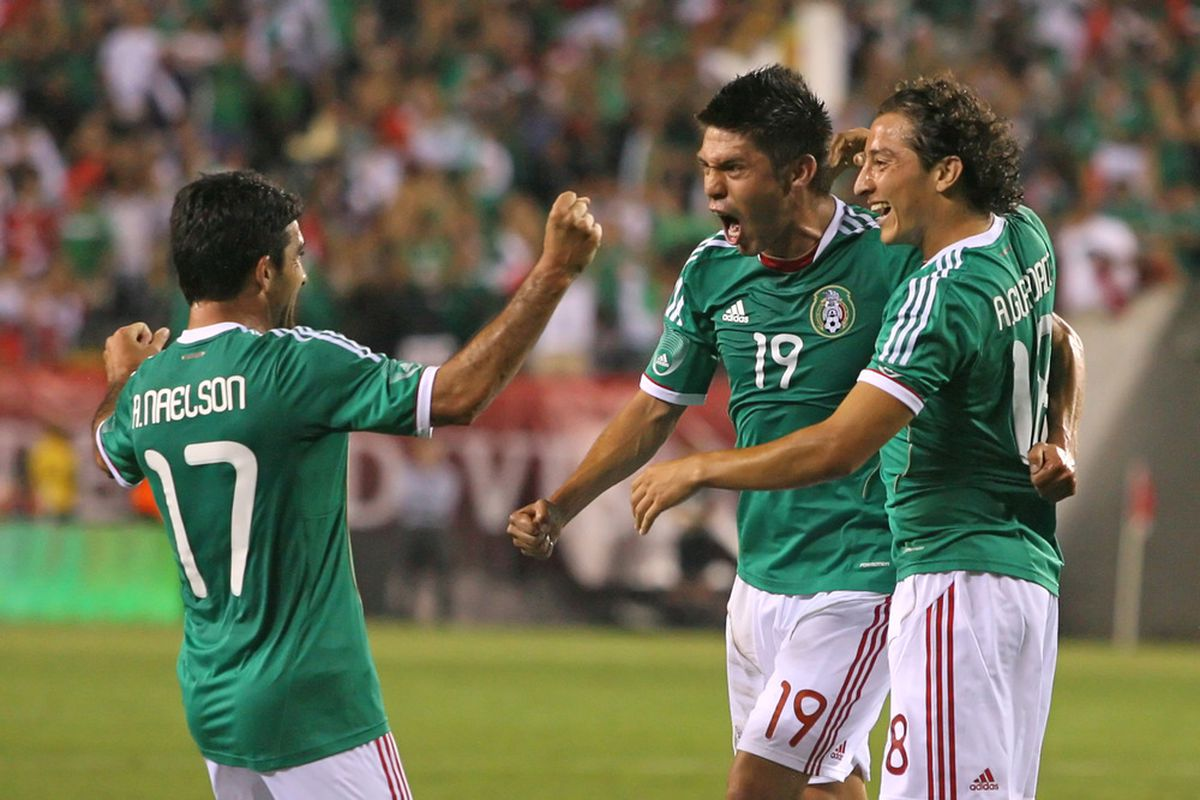 Mexican National Team Forward Oribe Peralta #19 will don his club kit for Santos Laguna in Seattle for their match-up with the Seattle Sounders in the CONCACAF Champions League Quarterfinals.