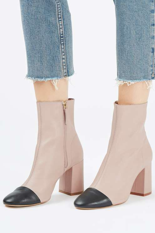 Ankle boots from Topshop.