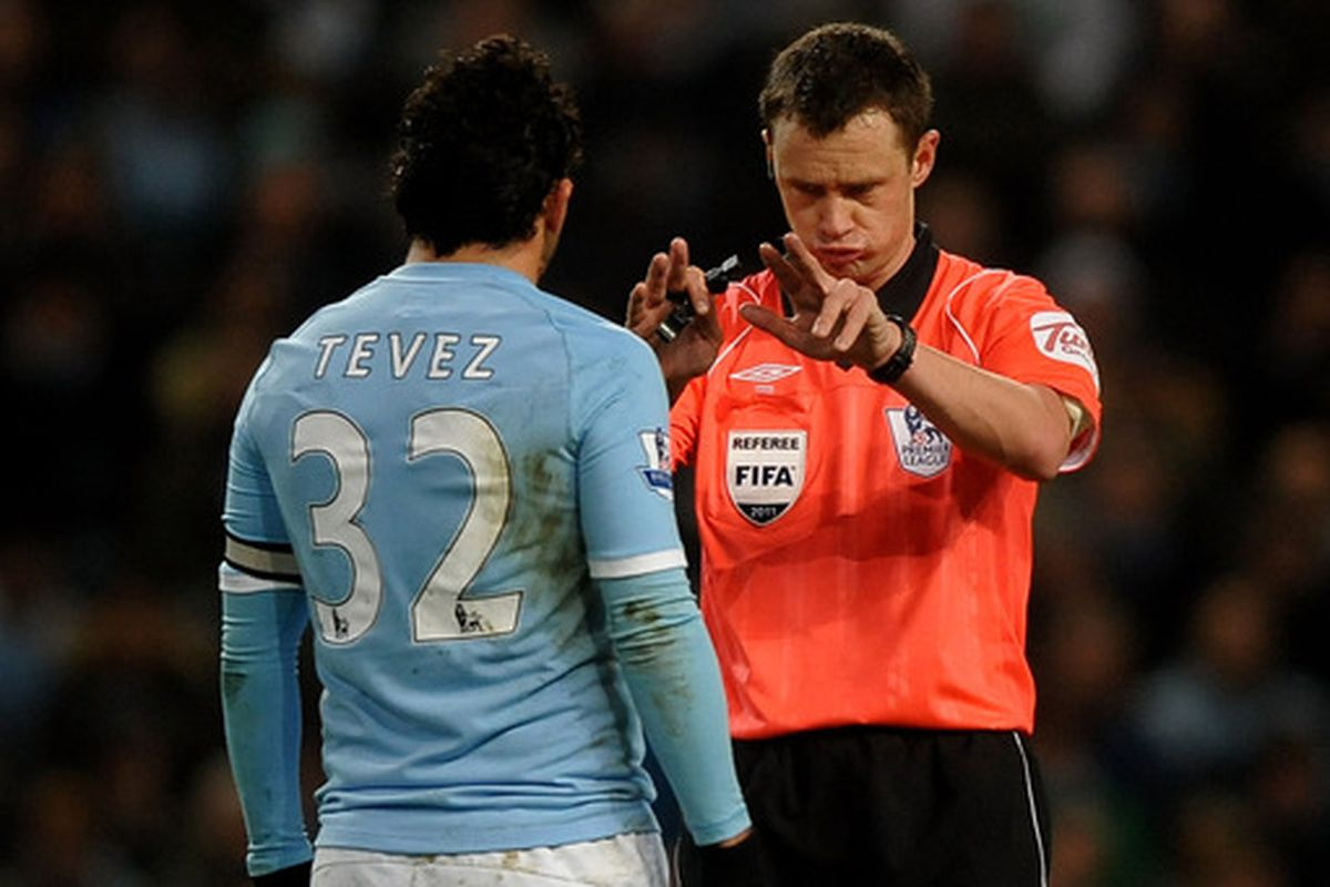 ''These are not the goals you're looking for''. Carlos Tevez, the latest victim of Attwell's Jedi mind-tricks.
